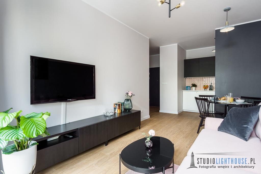 Urocze mieszkanie Poznań design
